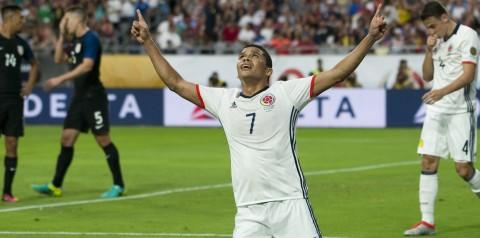 0-1. Colombia alcanza el tercer puesto de la Copa América después de 21 años