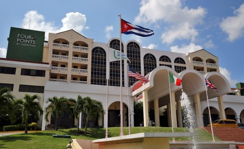 US hotel giant Starwood begins to operate in Cuba for first time since 1959