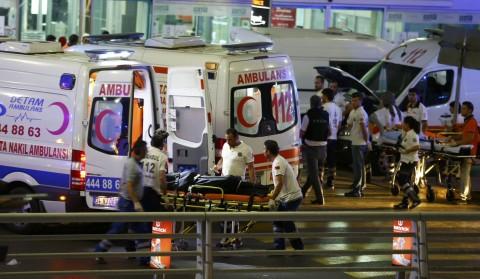 Turquía apunta al Estado Islámico como posible autor del ataque