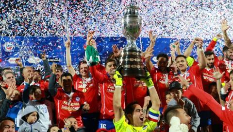Chile campeón de la Copa América Centenario 2016