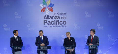 Pacific Alliance moves to expand relations with Asia