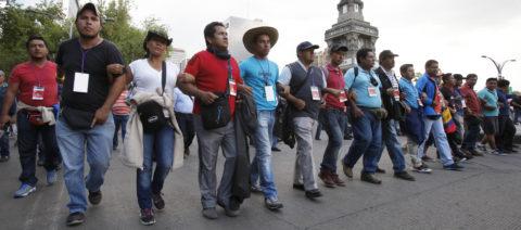"""""""Deja vu"""" en Oaxaca diez años después del choque más grave con los maestros"""