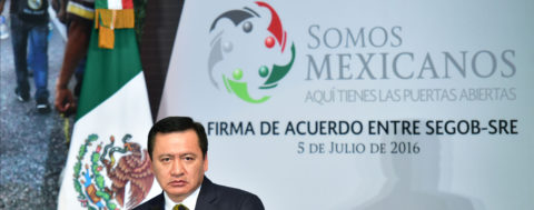 Mexican gov't agencies to help in reintegration of returning nationals