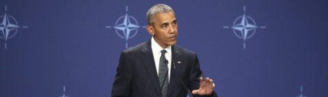 Obama anuncia el envío de 1.000 soldados a un batallón de la OTAN en Polonia