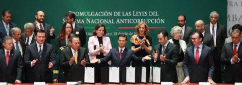 México pone en marcha el sistema anticorrupción para recuperar la confianza