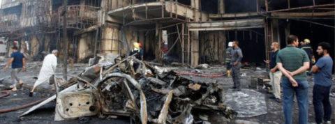 Estado Islámico: El ataque en Bagdad dejó más de 200 muertos
