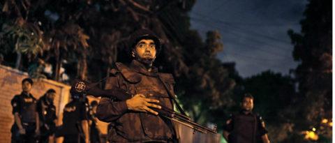 Estado Islámico ataca zona diplomática de Bangladesh