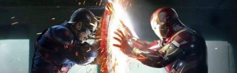 """Lleva a tu hogar el mayor éxito de taquilla del año """"Captain America Civil War de Marvel el 13 de septiembre"""