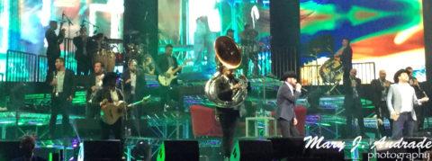 Julión Álvarez en Concierto en San José