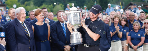 US PGA Championship winner Walker jumps 33 places in world rankings to 15th