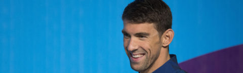 """Phelps: Selection as U.S. flag bearer in Rio a """"tremendous honor"""""""