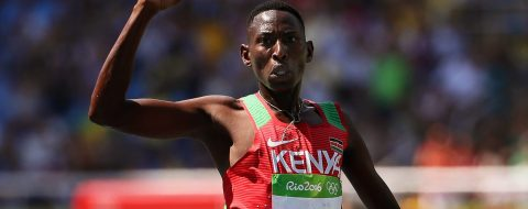 Kipruto gives Kenya 9th consecutive Olympic title in 300m steeplechase