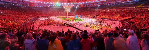 "Brazilian press highlights Olympic ""closing party"""