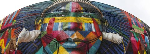 Rio Olympic 2016 inspired mural sets new Guinness World Record