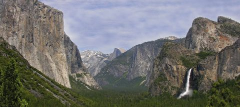 U.S. expands Yosemite National Park