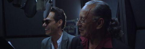 Marc Anthony y su padre, con 81 años, lanzan su primer tema juntos
