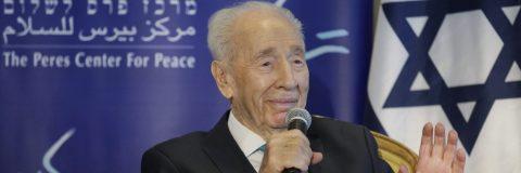 Shimon Peres: La vida del inagotable promotor de paz