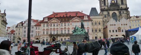 Bohemian chic comes to Prague