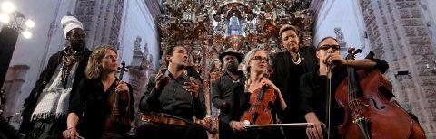 África y Europa se unen en el grupo musical Askanyi para lanzar un mensaje de paz