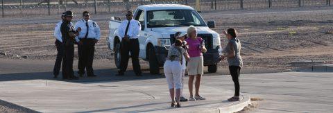 Defensores de derechos humanos piden alto en militarización de la frontera