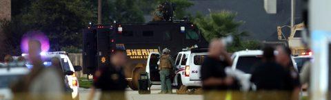 Dos policías muertos y un tercero herido en un tiroteo en EE.UU.
