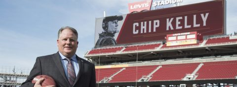 Kelly asegura que continuará al frente de los 49ers