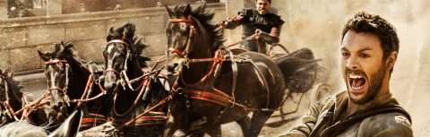 """Ben-Hur"" epic Drama arrives on Blu-ray™ Combo Pack and DVD December 13"