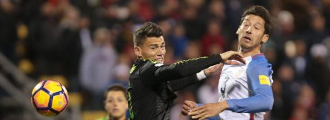 Mexico ends string of poor results in Ohio, tops United States 2-1