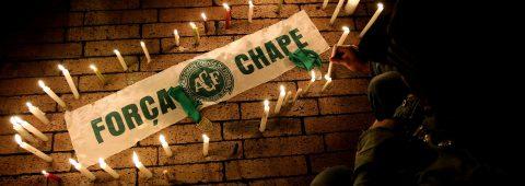 Homenajean en Bogotá a víctimas de tragedia aérea de Chapecoense en Colombia