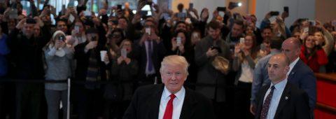 "Trump Foundation admits violating ""self-dealing"" ban, daily says"