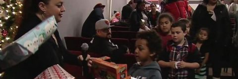 Families to register for Annual Holiday Food and Toy Program