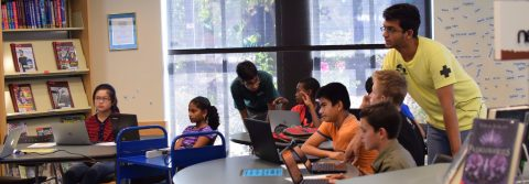 Coding Classes for teens and children now offered at Santa Clara County Library District Libraries