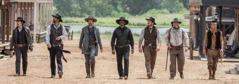 """""""THE MAGNIFICENT SEVEN"""" debuta en combo pack, Blu-ray & DVD el 20 de diciembre"""