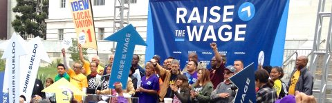 San Jose City Council Approves Raising Minimum Wage to $15 by 2019