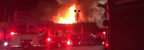 Al menos 9 muertos en incendio en concierto en California, se temen hasta 40