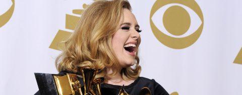 Adele, Beyoncé, Drake, Bieber y Sturgill Simpson optan a Grammy a mejor álbum