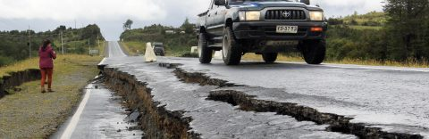 Tsunami warning lifted in Chile following powerful quake