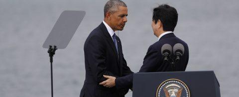 EE.UU. y Japón sellan su alianza en Pearl Harbor sin perdones mutuos