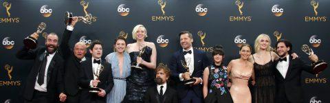 """""""Game of Thrones"""" fue la serie de televisión más pirateada de 2016"""