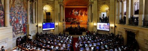 Amnesty for FARC rebels sails through Colombian Congress