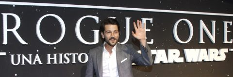 Diego Luna, 1st Mexican hero of Star Wars, pleased that the world is changing