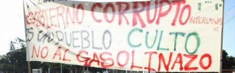 DESDE MI PERSPECTIVA – EL GASOLINAZO…CUESTIÓN DE IMPUESTOS Y PLANTA PRODUCTIVA