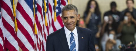 Obama calls for safeguarding democracy in final weekly address