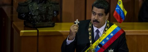 "Maduro signs new ""economic emergency"" decree to deal with crisis"