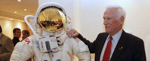 Gene Cernan, last man to walk on Moon, dies at age 82