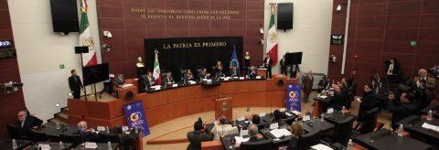 Senadores plantean medidas de apoyo a migrantes mexicanos en mandato de Trump