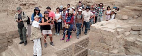Tourist route traces footsteps of Spanish conquistadors in Peru