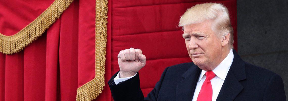 Trump asume como presidente de EE.UU. hasta 2021
