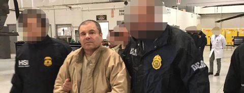 """EE.UU. garantizó a México que no impondrá la pena de muerte al """"Chapo"""" Guzmán"""