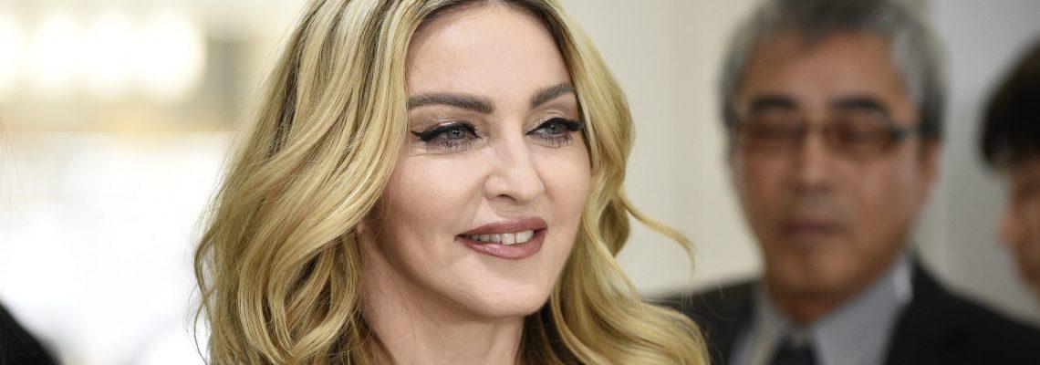 """Madonna aparece por sorpresa en una """"Marcha de las Mujeres"""" llena de artistas"""